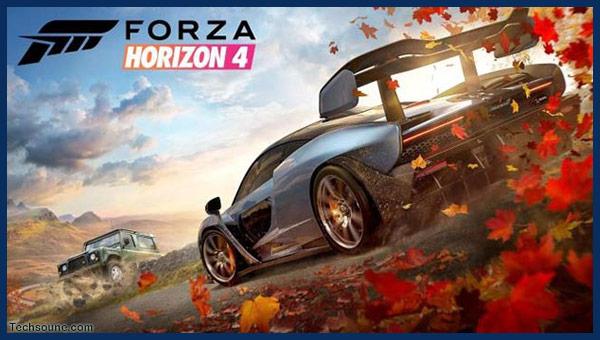 تحميل لعبة Forza Horizon 4 للكمبيوتر