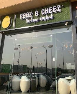 Eggz & Cheez - اقز اند تشيز | المنيو ورقم الهاتف والعنوان