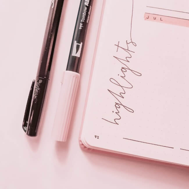 How to Bullet Journal in Just 10 Minutes a Day