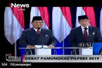Jokowi Tanya Mobile Legend, Prabowo: Digital Bagus, Tapi Saya Lebih Fokus Nasib Guru Honorer Dan Nelayan