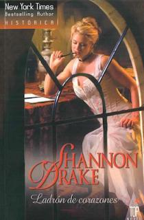 Shannon Drake - Ladrón De Corazones