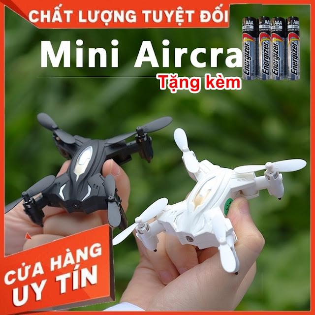 Máy bay điều khiển từ xa mini trong hộp