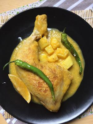 8 recetas saladas con naranja