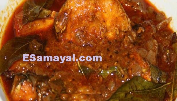 மீன் பூண்டு மசாலா செய்வது எப்படி? | Fish Garlic Masala Recipe !