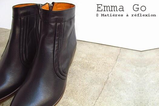 Boots esprit seventies Emma go