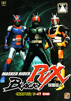 Kamen Rider Black RX Subtitle Indonesia