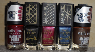 Magnetic Polishes