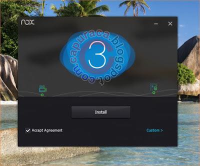 Nox emulator android untuk PC
