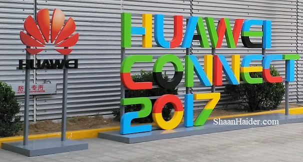 Huawei Connect 2017 Event