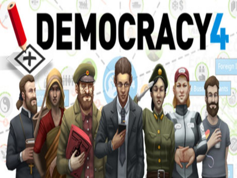 Download Democracy 4 Game PC Free