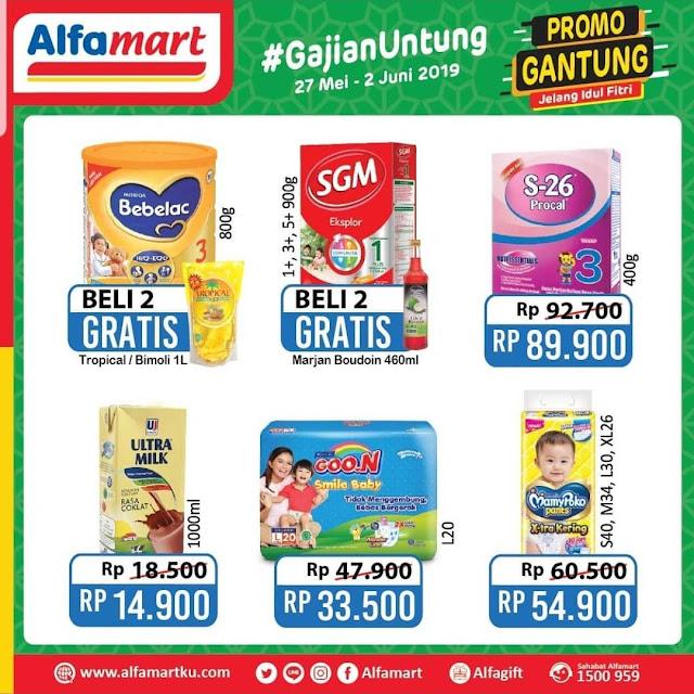 #Alfamart - #Promo #Katalog GANTUNG Periode 27 Mei - 02 Juni 2019