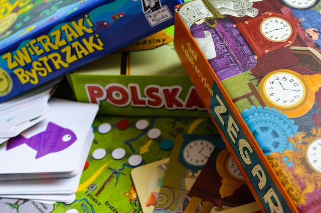 Nauka przez zabawę, czyli gry edukacyjne Kapitan Nauka dla dzieci 5+ i KONKURS dla was