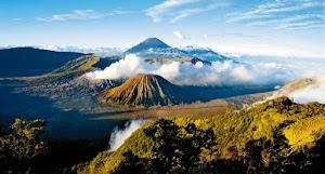 Daftar Nama Seluruh Gunung di Pulau Jawa
