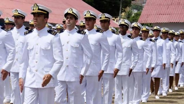 Atenção! Inscrições para o  concurso da Marinha 2021 começam nesta segunda-feira (22); Confira o edital para inscrição