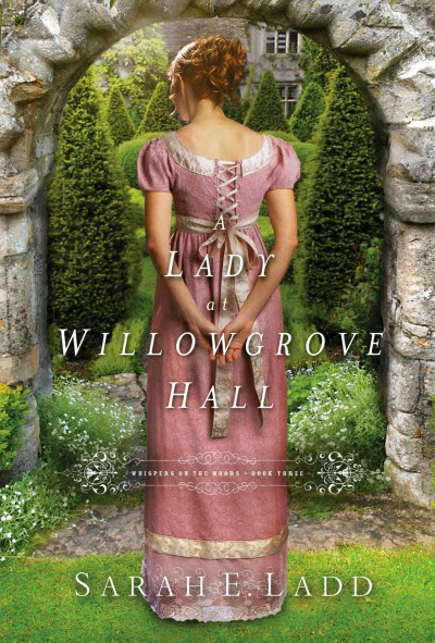 Review - A Lady at Willowgrove Hall