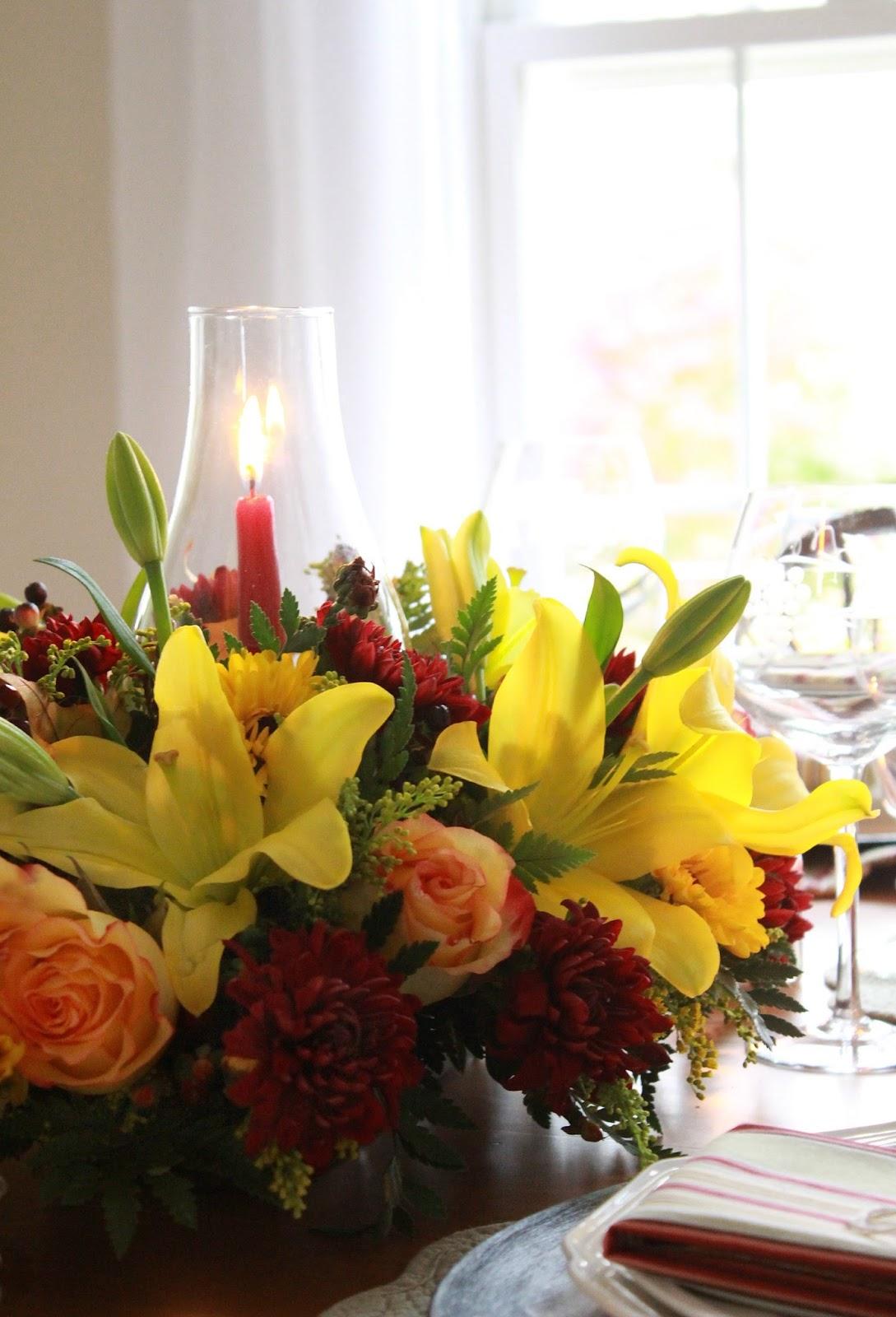 Thanksgiving tablescape grateful prayer thankful heart