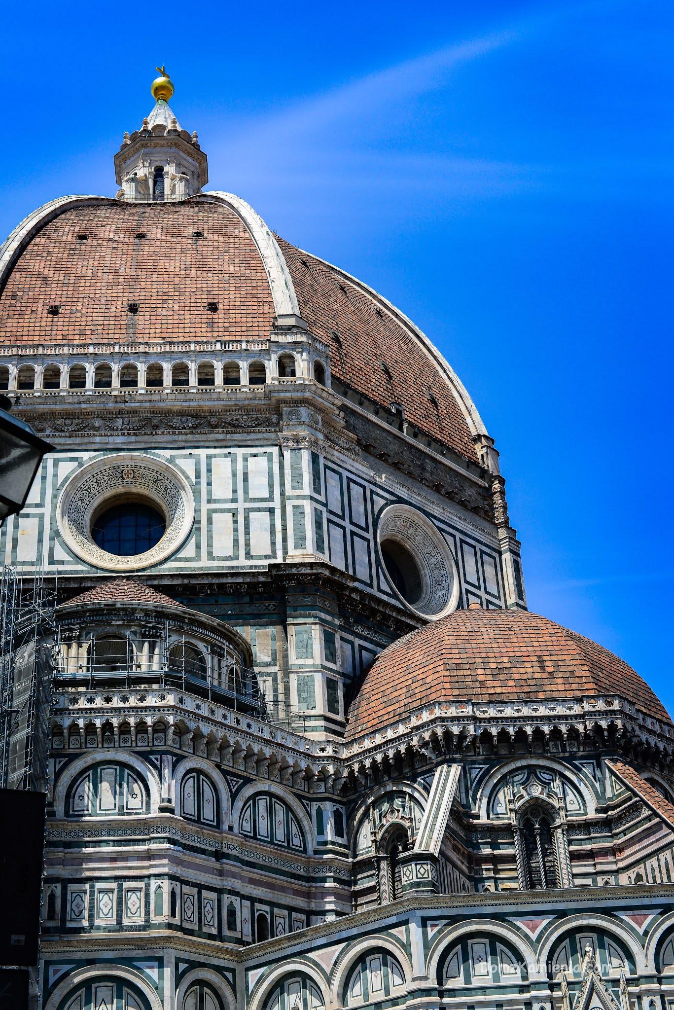 Dom z Kamienia, Kasia Nowacka Sekrety Florencji