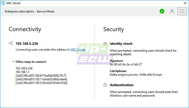 Software Remote Desktop RealNVC