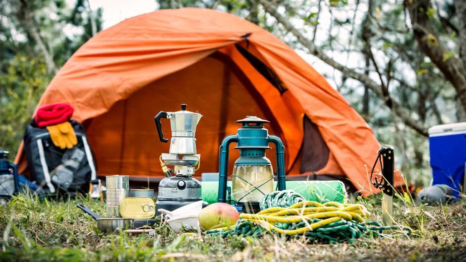 ten camping gadgets