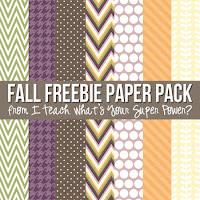 hermosos fondos imprimibles gratis de otoño