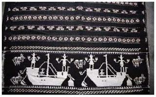 Arti motif sarung sabu