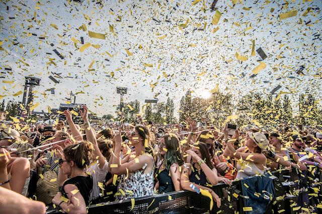 Zapowiedź festiwalu Colours Of Ostrava 2018
