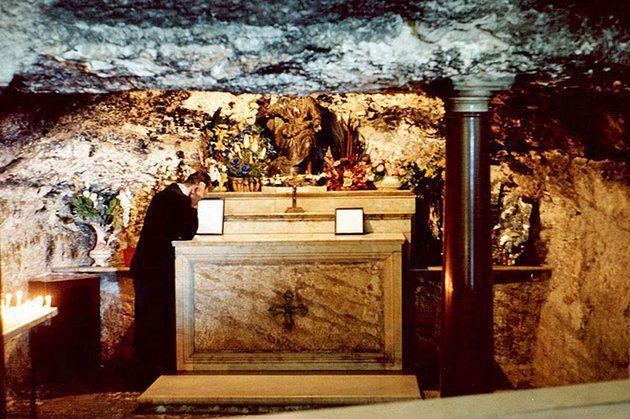 Cave of Elijah