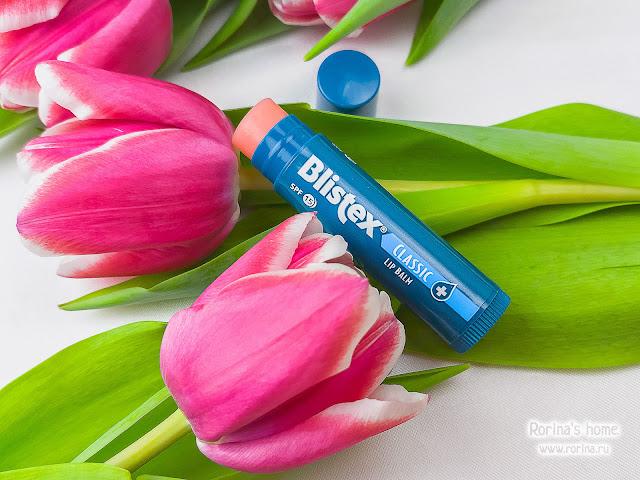 Классический бальзам для губ Blistex Classic Lip Balm: отзывы