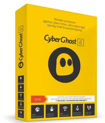 Free Download CyberGhost VPN 6.0.5.2405 Full Version