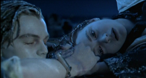 where did jack and rose meet in titanic