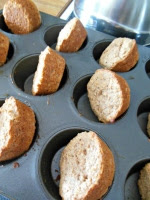 How to Make Bread Crumb Muffins.