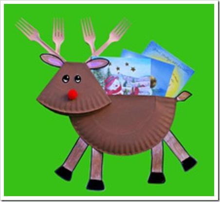 La Casa De Chichi Manualidades Navidenas Para Ninos - Manualidades-de-navidad-para-nios-de-preescolar
