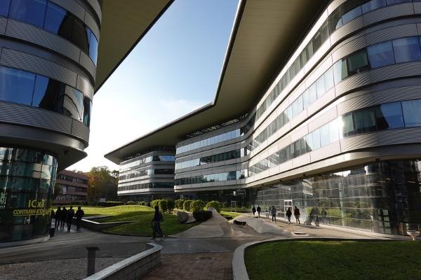 campus Luigi Einaudi-Torino-Università-Norman Foster