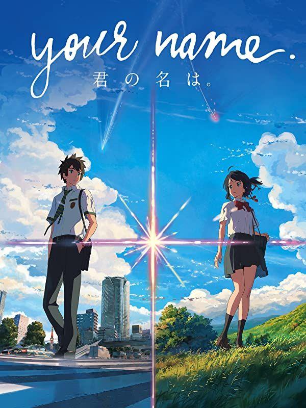 Review Film Anime Your Name - Kimi No Nawa