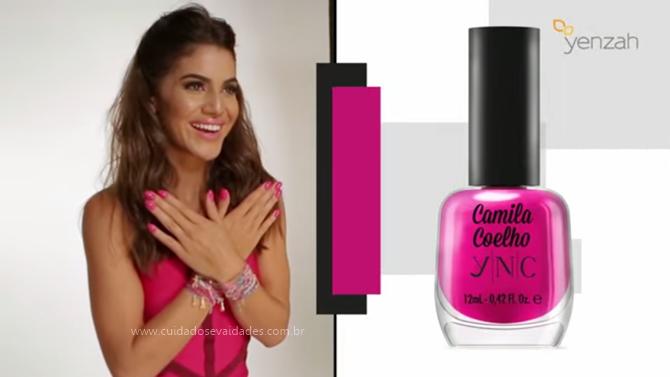 Forever Pink Camila Coelho by YNC