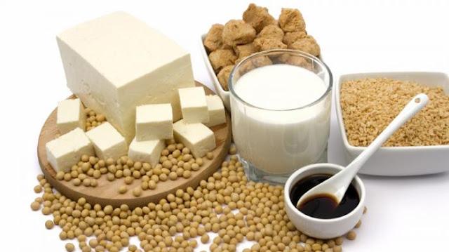 Manfaat Susu Kedelai Untuk Kanker