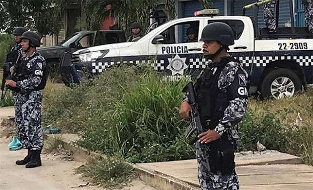 5 ABATIDOS e INOCENTES HERIDOS: MILITARES,POLICIAS y ZETAS CONVIERTIERON OTRA VEZ a NUEVO LAREDO EN INFIERNO