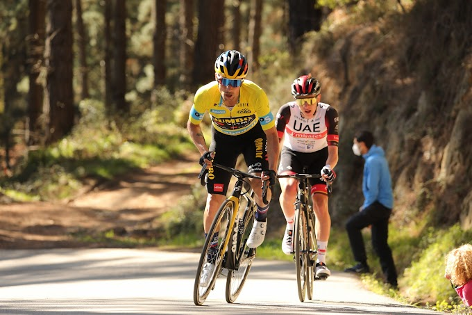 Vuelta al País Vasco 2021 - 3ª etapa