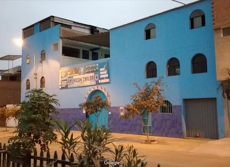 Colegio AMERICAN CHILDREN HIGH SCHOOL - San Juan de Miraflores