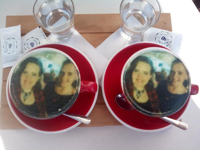 Selfieccino NIE len v Bratislave! Ako som si vychutnala farebné selfičko na káve v Kultury Coffee