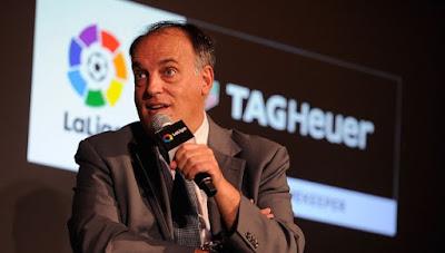رئيس رابطة الليجا: يحدد نهائيا موعد إنطلاق الموسم الجديد للدوري الإسباني