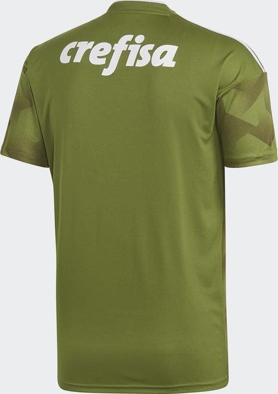 3ff90e37f8 A Adidas apresentou o novo terceiro uniforme que o Palmeiras usará na Série  A do Campeonato Brasileiro e na Copa Libertadores em 2018. A Classic  Football ...