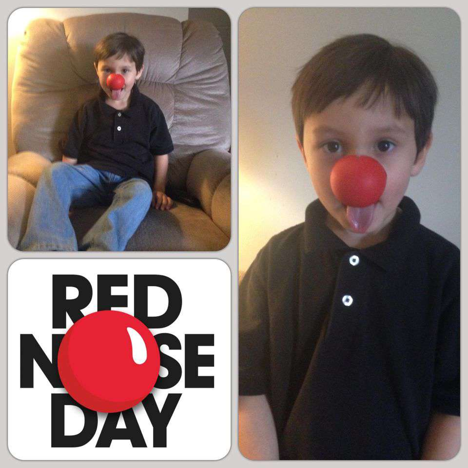 Red Nose Day Wishes Awesome Images, Pictures, Photos, Wallpapers