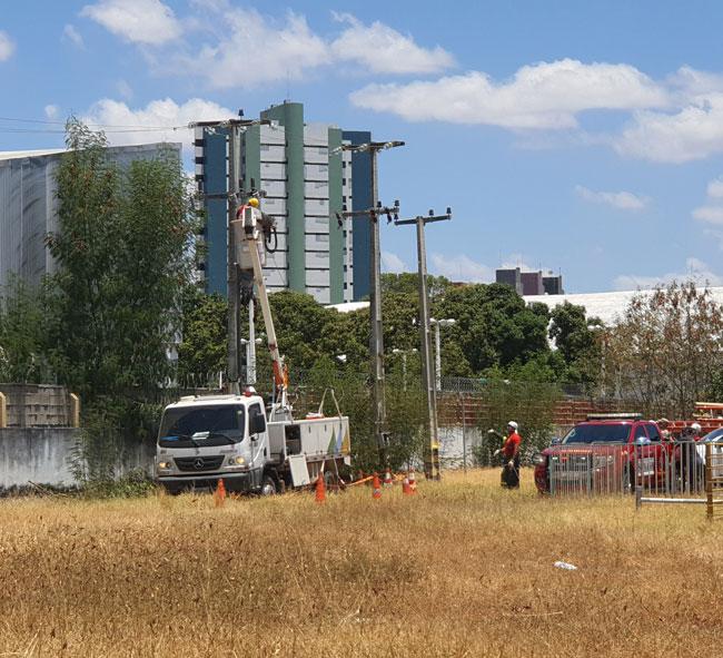 Homem morre eletrocutado ao tentar retirar fio de cobre de transformador de rede elétrica em Mossoró RN