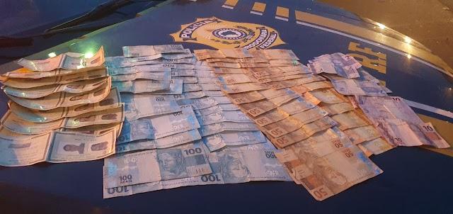 Jataí: Quarteto suspeito de fraudar auxílio emergencial é preso
