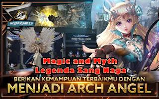 Magic and Myth Legenda Sang Naga Mobile Apk Terbaru