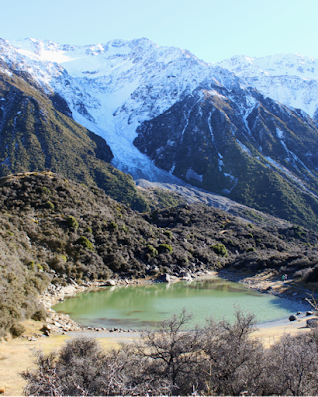 best hikes in mount cook national park