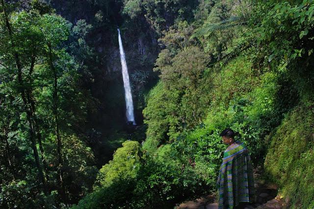 Coban Kembar Watu Ondo Batu Jawa Timur