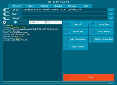 R3 MTK 2.1.13 Beta Free version