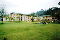 Country Inn & Suites By Carlson Vaishno is an ideal place to stay while fulfilling spiritual purposes at this sacred destination.